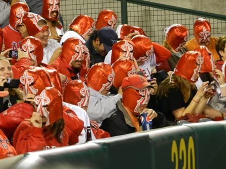 20110510 Angels vs WhSox - Masks - for blog.JPG